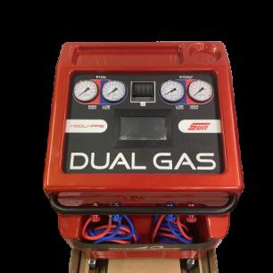 air con machine dual gas 12